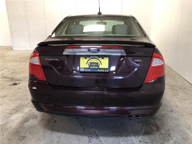 2011 Ford Fusion SEL (Stk: 100701) in Milton - Image 25 of 25