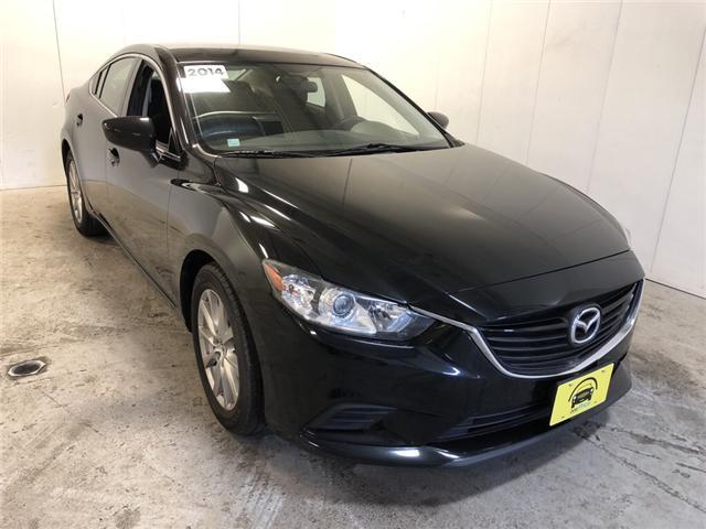 2014 Mazda MAZDA6 GX (Stk: 116213) in Milton - Image 1 of 26