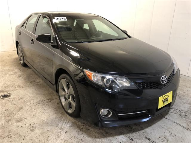2012 Toyota Camry SE (Stk: 037335) in Milton - Image 1 of 26