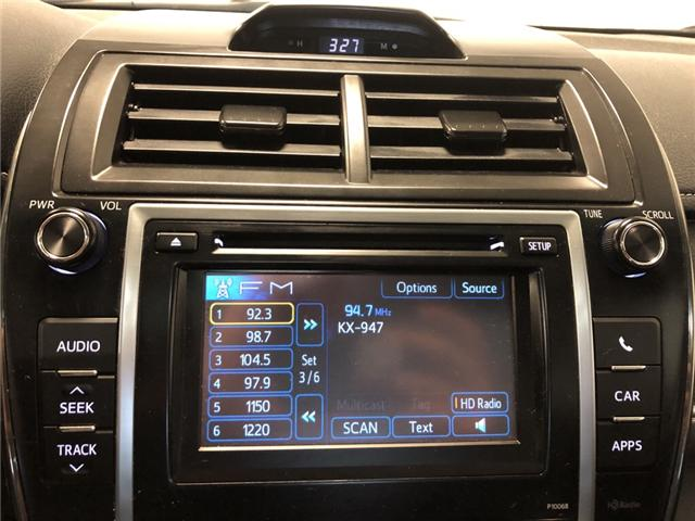 2012 Toyota Camry SE (Stk: 037335) in Milton - Image 18 of 26
