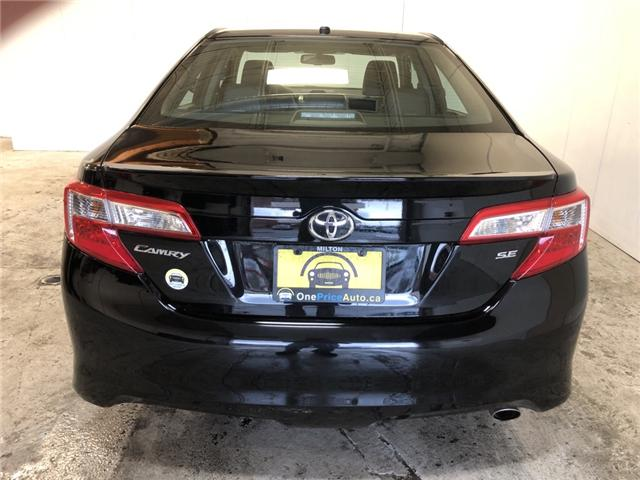2012 Toyota Camry SE (Stk: 037335) in Milton - Image 25 of 26