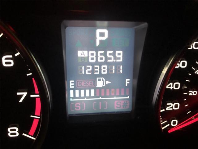2012 Subaru Impreza 2.0i Sport Package (Stk: 010936) in Milton - Image 17 of 27