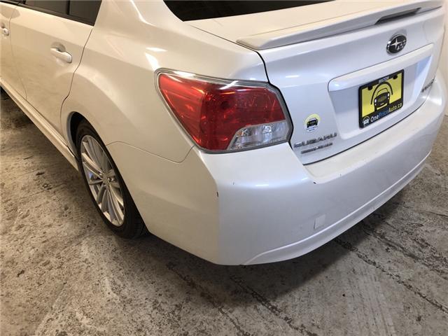 2012 Subaru Impreza 2.0i Sport Package (Stk: 010936) in Milton - Image 24 of 27