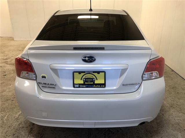 2012 Subaru Impreza 2.0i Sport Package (Stk: 010936) in Milton - Image 26 of 27
