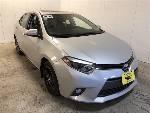 2016 Toyota Corolla LE (Stk: 615285) in Milton - Image 1 of 28