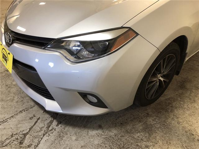 2016 Toyota Corolla LE (Stk: 615285) in Milton - Image 5 of 28