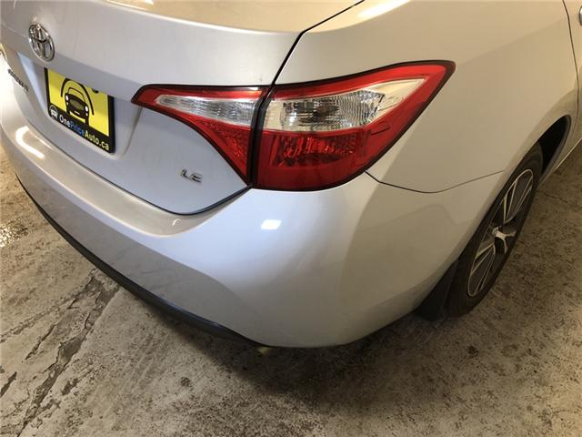 2016 Toyota Corolla LE (Stk: 615285) in Milton - Image 26 of 28