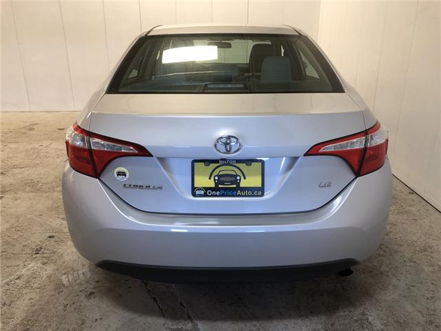 2016 Toyota Corolla LE (Stk: 615285) in Milton - Image 27 of 28