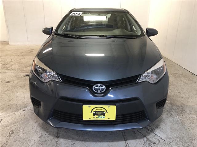 2016 Toyota Corolla CE (Stk: 518001) in Milton - Image 6 of 23