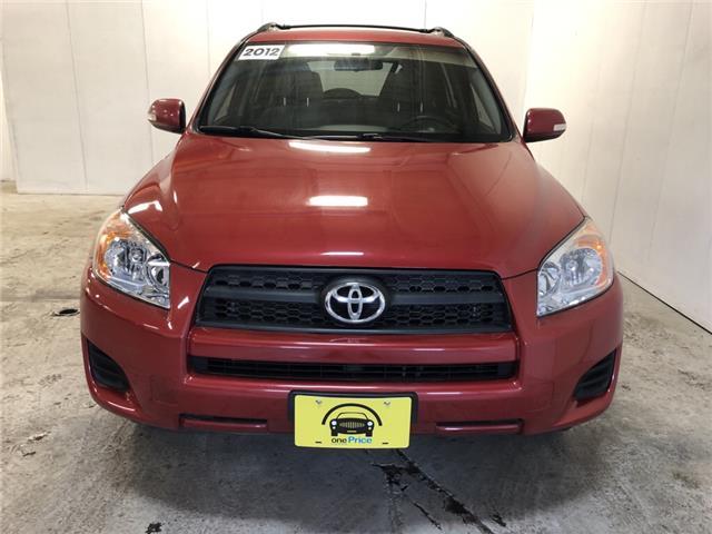 2012 Toyota RAV4 Sport (Stk: 204397) in Milton - Image 6 of 26