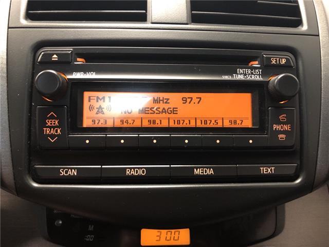 2012 Toyota RAV4 Sport (Stk: 204397) in Milton - Image 19 of 26