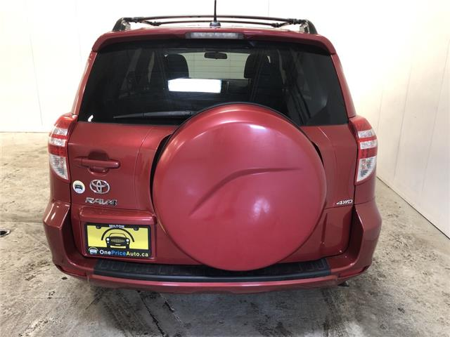 2012 Toyota RAV4 Sport (Stk: 204397) in Milton - Image 25 of 26