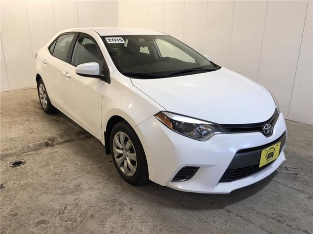 2015 Toyota Corolla LE (Stk: 447260) in Milton - Image 1 of 25