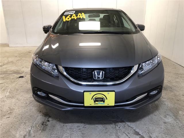 2014 Honda Civic Touring (Stk: 016607) in Milton - Image 2 of 30