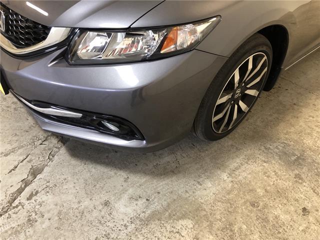 2014 Honda Civic Touring (Stk: 016607) in Milton - Image 4 of 30