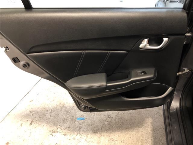 2014 Honda Civic Touring (Stk: 016607) in Milton - Image 12 of 30