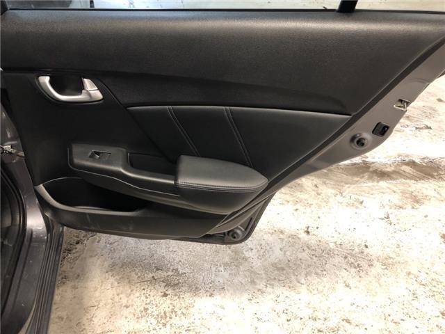 2014 Honda Civic Touring (Stk: 016607) in Milton - Image 14 of 30