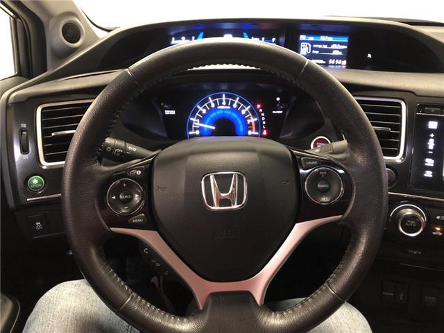 2014 Honda Civic Touring (Stk: 016607) in Milton - Image 21 of 30