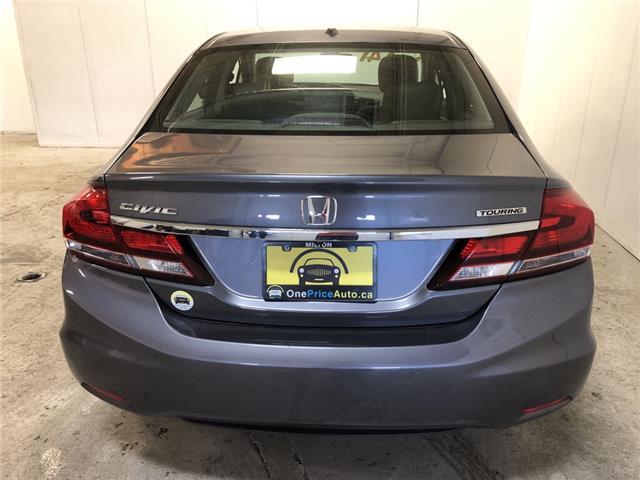 2014 Honda Civic Touring (Stk: 016607) in Milton - Image 29 of 30