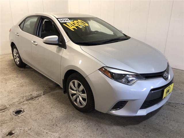 2016 Toyota Corolla LE (Stk: 505302) in Milton - Image 1 of 21