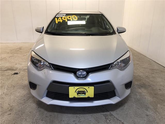2016 Toyota Corolla LE (Stk: 505302) in Milton - Image 5 of 21