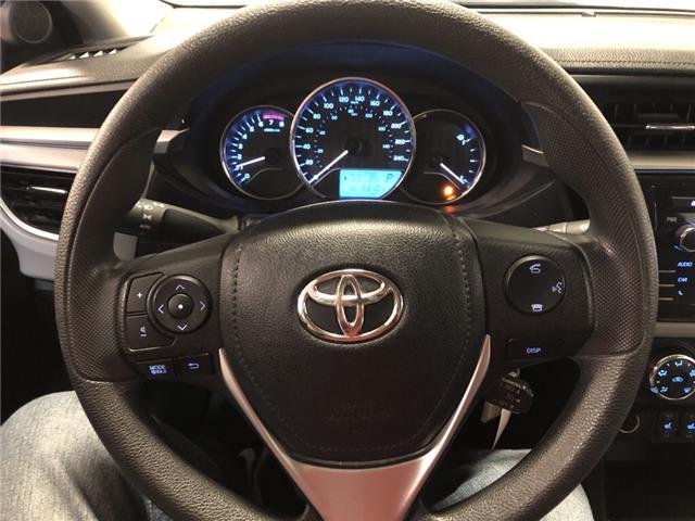 2016 Toyota Corolla LE (Stk: 505302) in Milton - Image 16 of 21