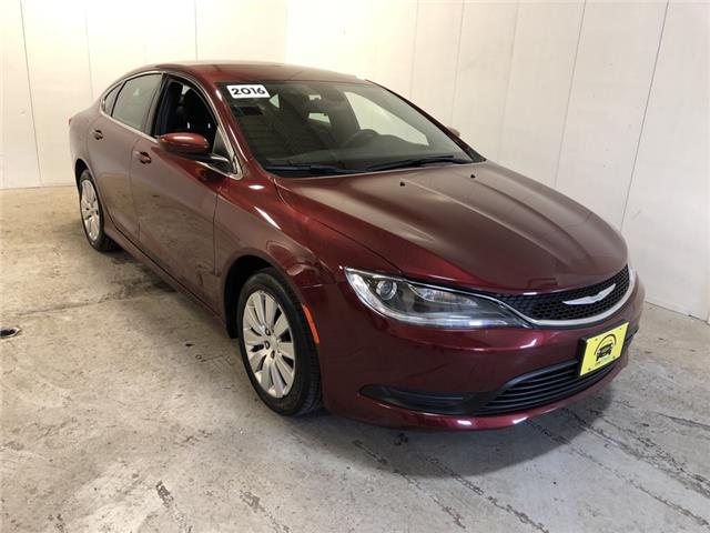 2016 Chrysler 200 LX (Stk: 161562) in Milton - Image 1 of 23
