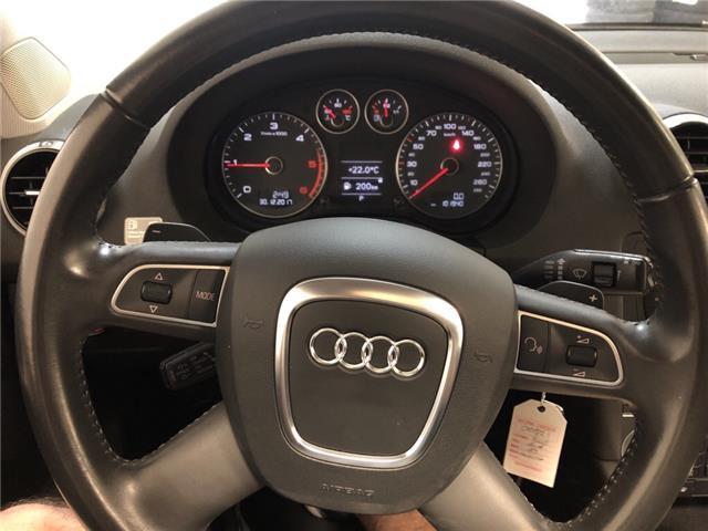 2011 Audi A3 2.0 TDI Premium (Stk: 001821) in Milton - Image 19 of 28