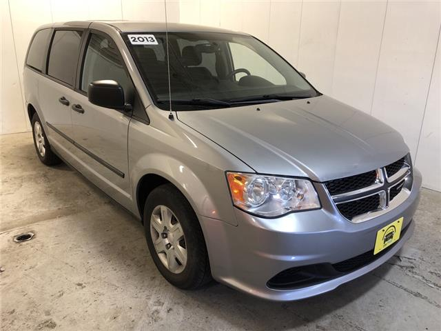 2013 Dodge Grand Caravan SE/SXT (Stk: 667485) in Milton - Image 1 of 24