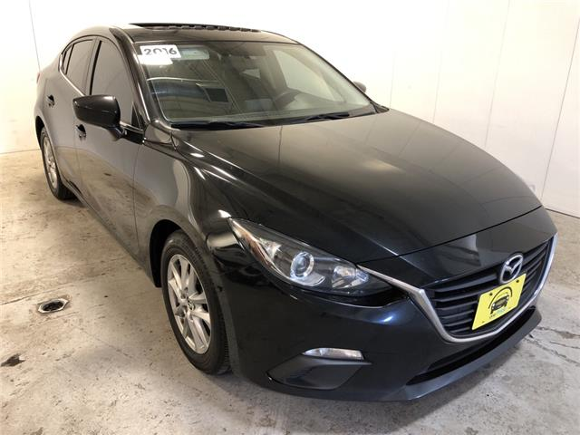 2016 Mazda Mazda3 GS (Stk: 307464) in Milton - Image 1 of 27