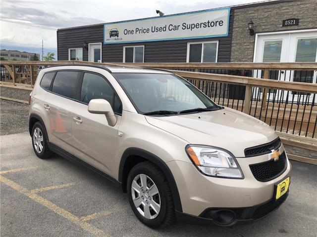 2012 Chevrolet Orlando 1LT (Stk: 562638) in Milton - Image 1 of 23