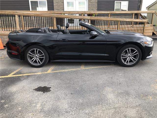 2017 Ford Mustang EcoBoost Premium (Stk: 00131A) in Milton - Image 2 of 26
