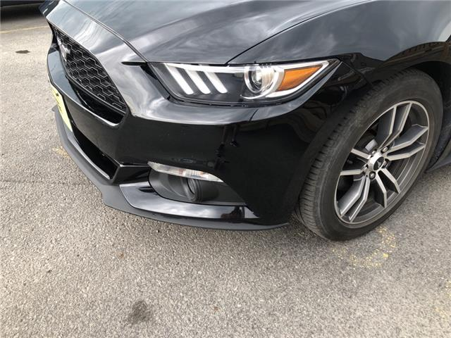 2017 Ford Mustang EcoBoost Premium (Stk: 321158) in Milton - Image 5 of 27