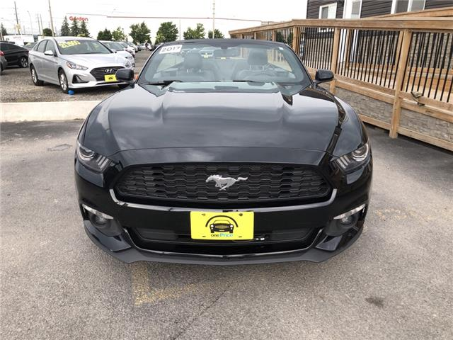 2017 Ford Mustang EcoBoost Premium (Stk: 321158) in Milton - Image 6 of 27