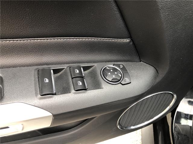 2017 Ford Mustang EcoBoost Premium (Stk: 321158) in Milton - Image 9 of 27