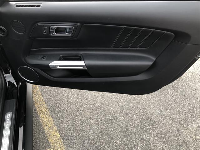 2017 Ford Mustang EcoBoost Premium (Stk: 321158) in Milton - Image 13 of 27