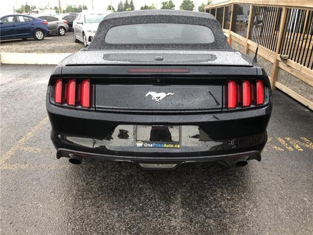 2017 Ford Mustang EcoBoost Premium (Stk: 321158) in Milton - Image 26 of 27