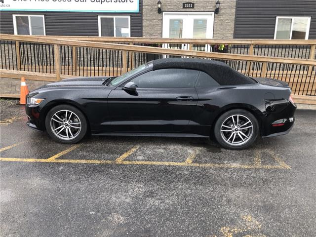 2017 Ford Mustang EcoBoost Premium (Stk: 321158) in Milton - Image 23 of 27