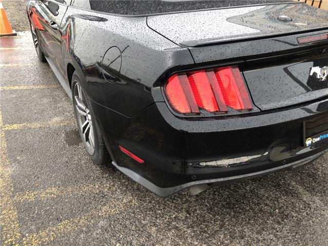 2017 Ford Mustang EcoBoost Premium (Stk: 321158) in Milton - Image 24 of 27