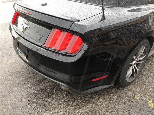 2017 Ford Mustang EcoBoost Premium (Stk: 321158) in Milton - Image 25 of 27