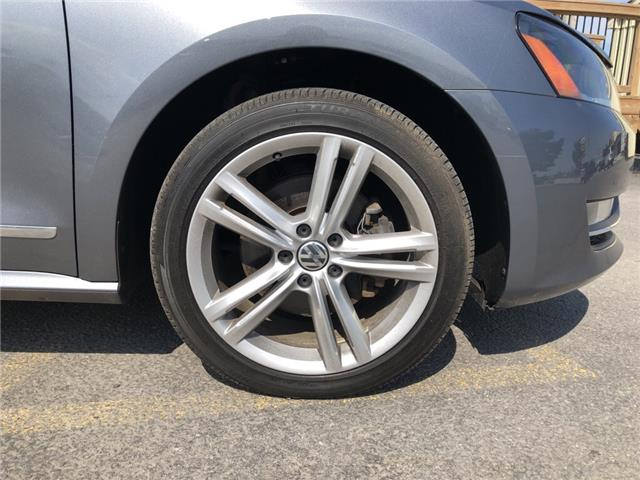 2014 Volkswagen Passat 2.0 TDI Comfortline (Stk: 115535) in Milton - Image 3 of 26