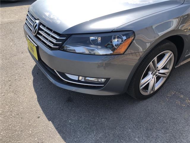 2014 Volkswagen Passat 2.0 TDI Comfortline (Stk: 115535) in Milton - Image 5 of 26