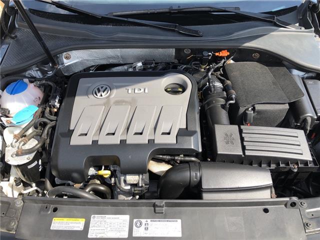 2014 Volkswagen Passat 2.0 TDI Comfortline (Stk: 115535) in Milton - Image 16 of 26