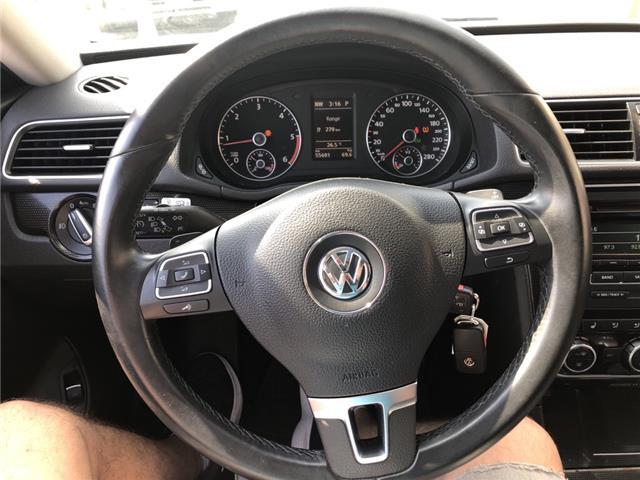 2014 Volkswagen Passat 2.0 TDI Comfortline (Stk: 115535) in Milton - Image 18 of 26