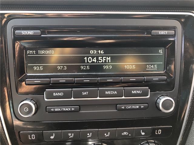 2014 Volkswagen Passat 2.0 TDI Comfortline (Stk: 115535) in Milton - Image 19 of 26