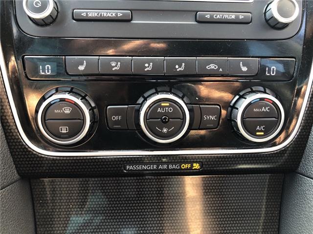 2014 Volkswagen Passat 2.0 TDI Comfortline (Stk: 115535) in Milton - Image 20 of 26