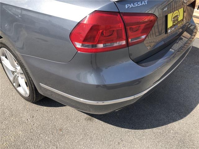 2014 Volkswagen Passat 2.0 TDI Comfortline (Stk: 115535) in Milton - Image 23 of 26