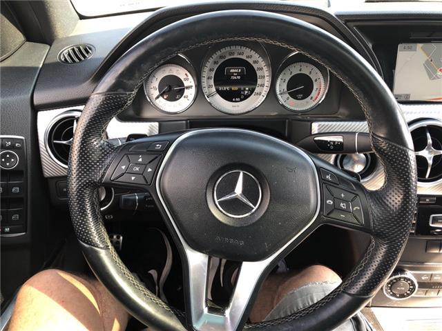 2013 Mercedes-Benz Glk-Class Base (Stk: 070147) in Milton - Image 15 of 24