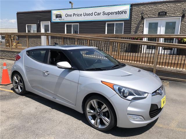 2014 Hyundai Veloster Tech (Stk: 197223) in Milton - Image 1 of 25