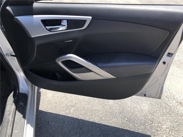 2014 Hyundai Veloster Tech (Stk: 197223) in Milton - Image 13 of 25